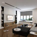 テレビ55インチを部屋に置きたい!配置のコツと最適な視聴距離とは?