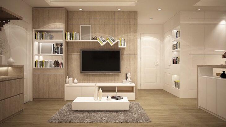 テレビサイズ部屋