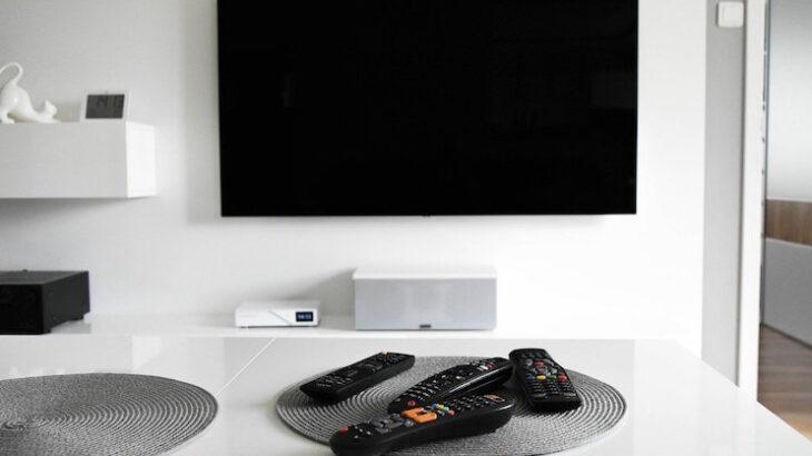 テレビの大きさに迷う。距離を比較!サイズ別の後悔しない選び方