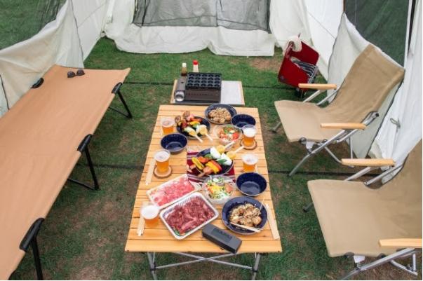 買ってよかったキャンプ用品!おすすめのテント・机・イス・調理器具を紹介!