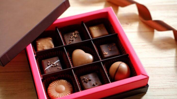 もらって嬉しいチョコレートランキング