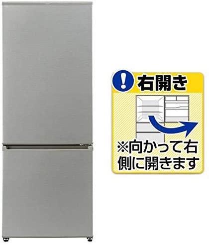 AQUA 201L 2ドアノンフロン冷蔵庫