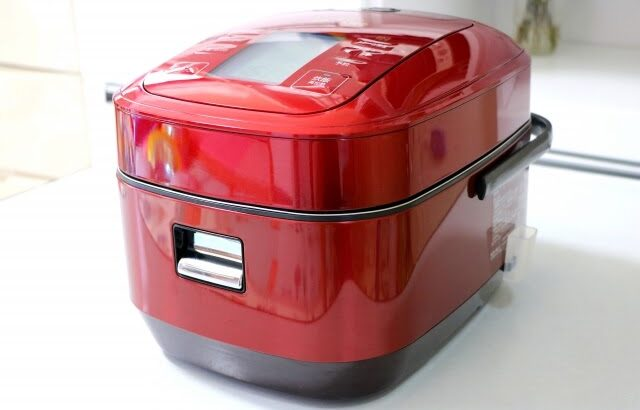 高級炊飯器ランキング!amazonレビュー上位から人気のものまで紹介!