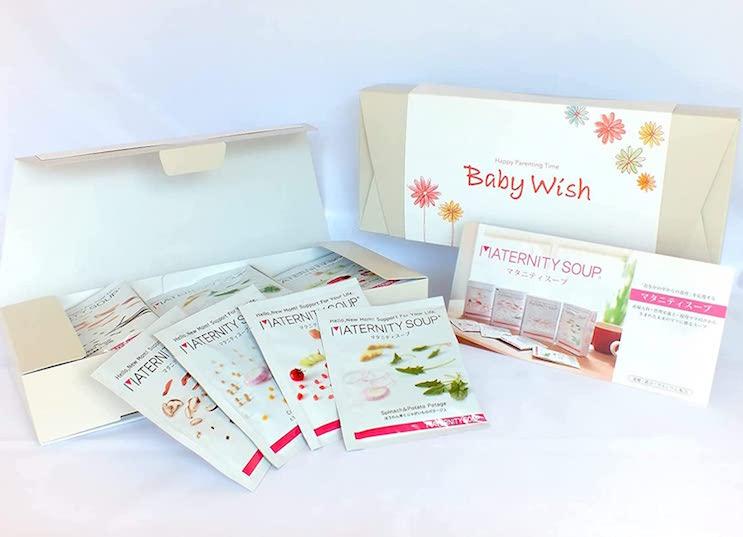 Baby Wishマタニティスープギフト